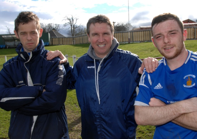 Football assistant manager backs our campaign after near death experience