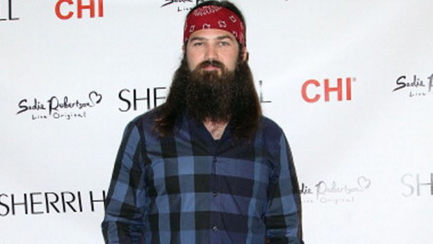 'Duck Dynasty' Jep Robertson on his near-death experience