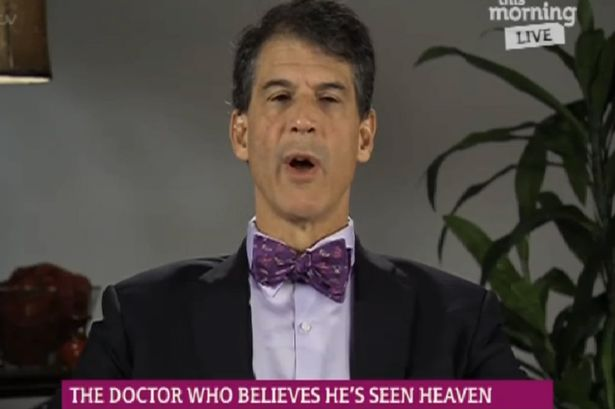 'I've seen heaven': Sceptic scientist claims to have seen God during coma …