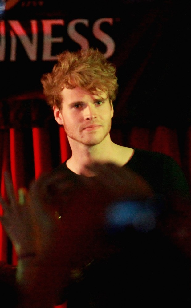 Steve Garrigan opens up about his near death experience