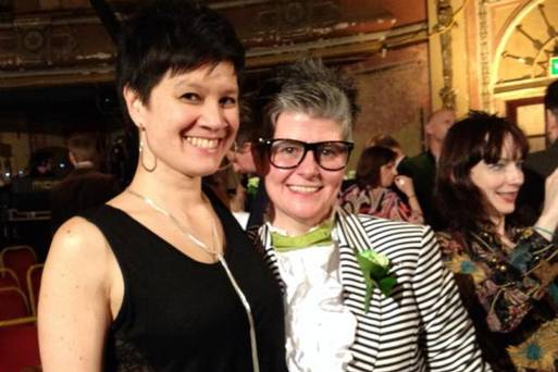 Near-death experience of woman at centre of same-sex marriage case