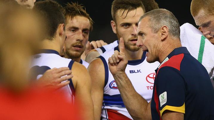 Near-death experience in Peru gave late Adelaide Crows coach Phil Walsh the …