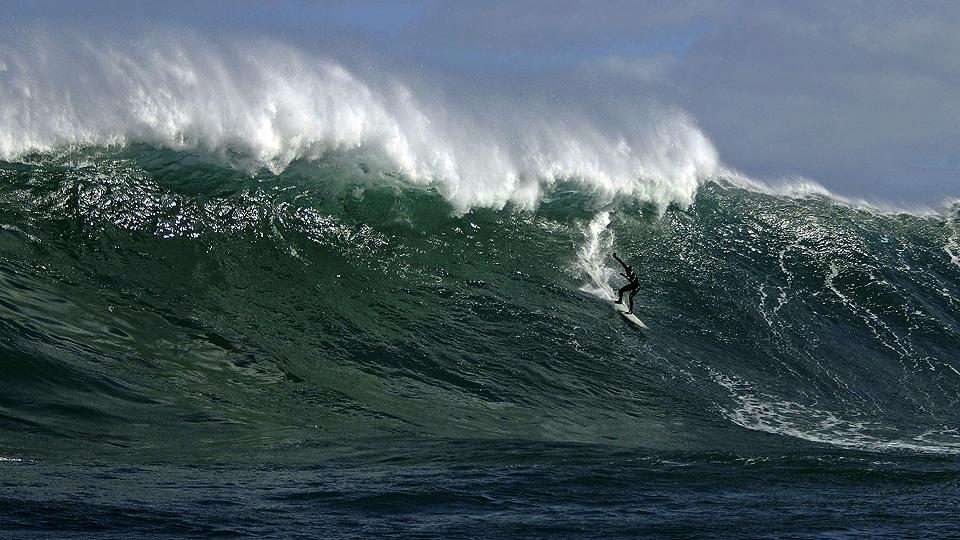 The Greatest Wave: Greg Long's near-death experience changed everything