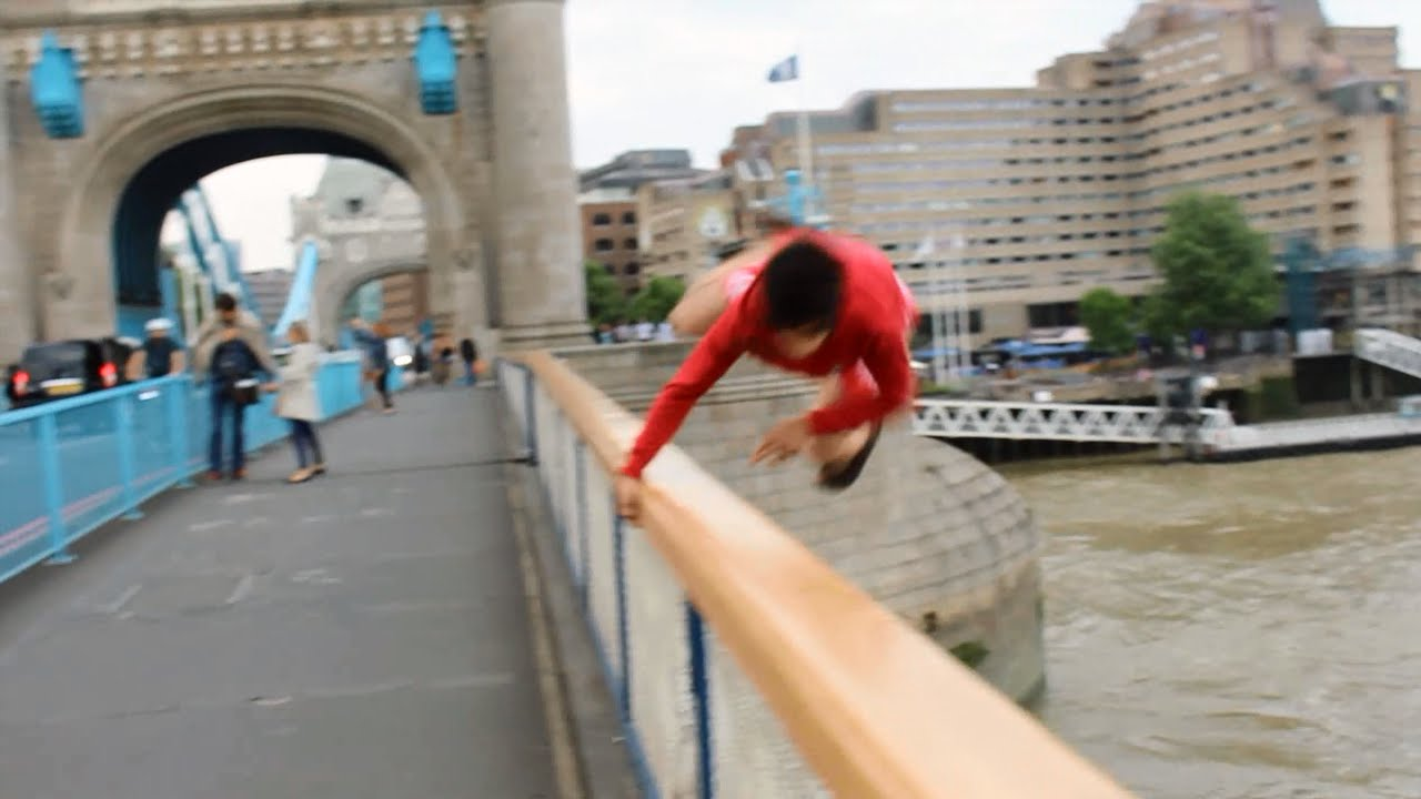 YouTube daredevil regrets London Tower Bridge dive after near-death experience …