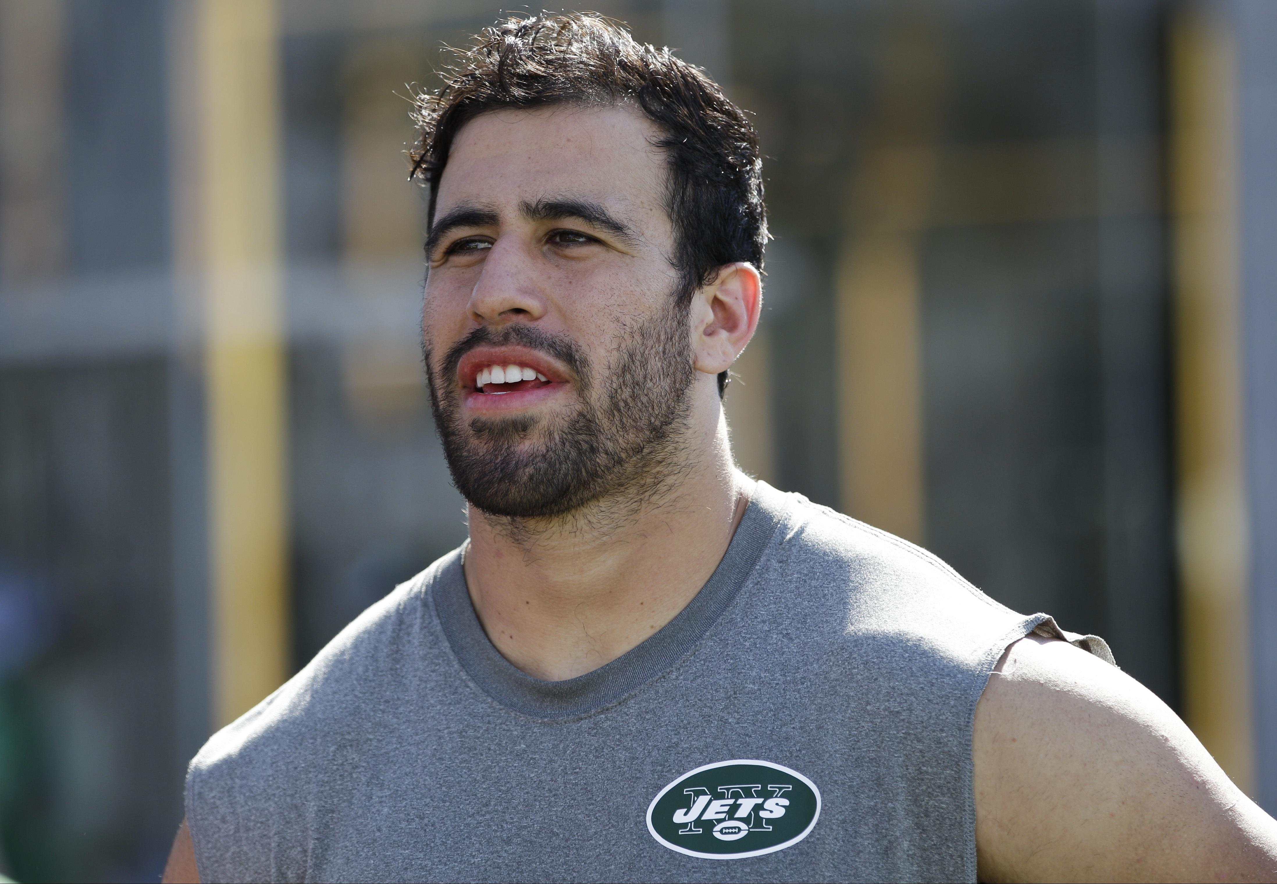 Jets' Amaro shaped by near-death experience in college