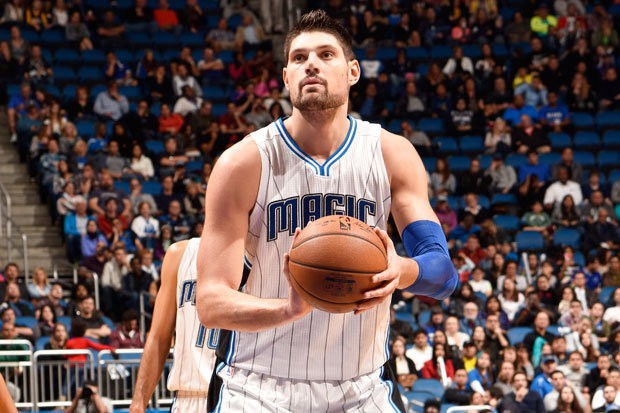 Nikola Vucevic relishing his time in the NBA after his shocking near-death …