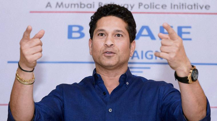 Sachin Tendulkar recalls his near-death experience from school days