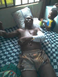 Herbalist's near-death experience and ordeal in hands of gunmen