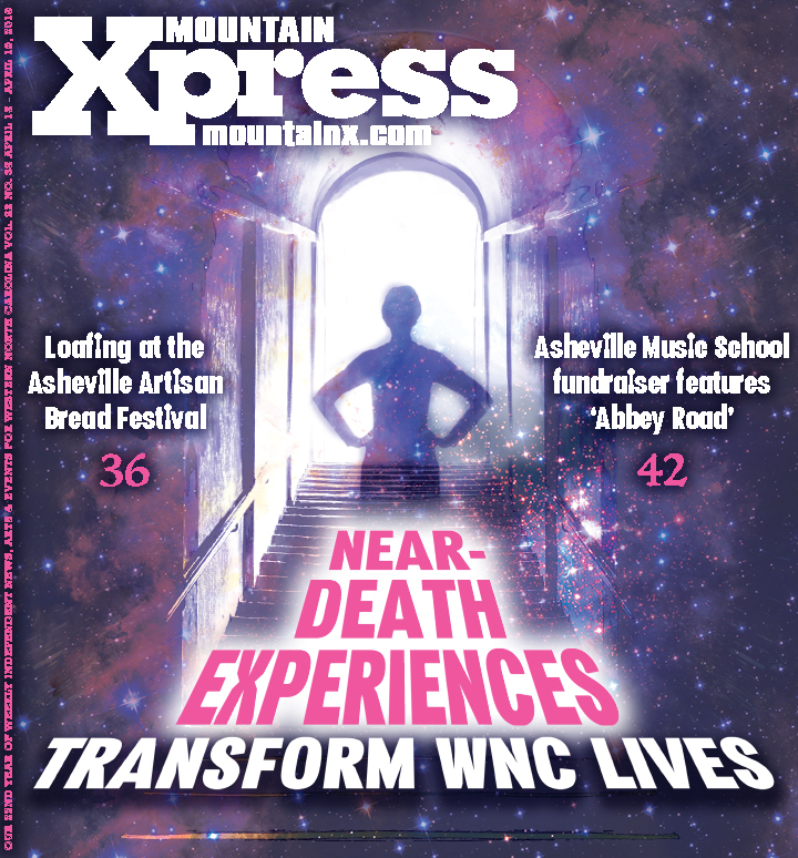 Worlds in collision: near-death experiences in WNC
