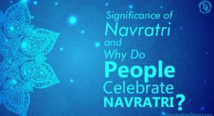 Significance of Navratri and Why Do People Celebrate Navratri | Thedivineluxury Blog
