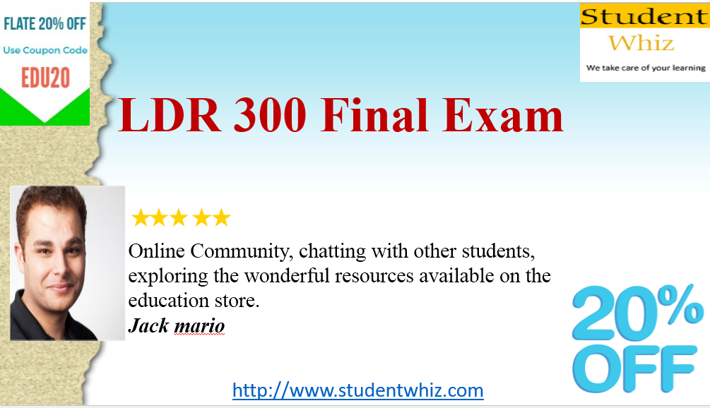 leadership and tech final exam sprg Final exam schedules are posted on this page.